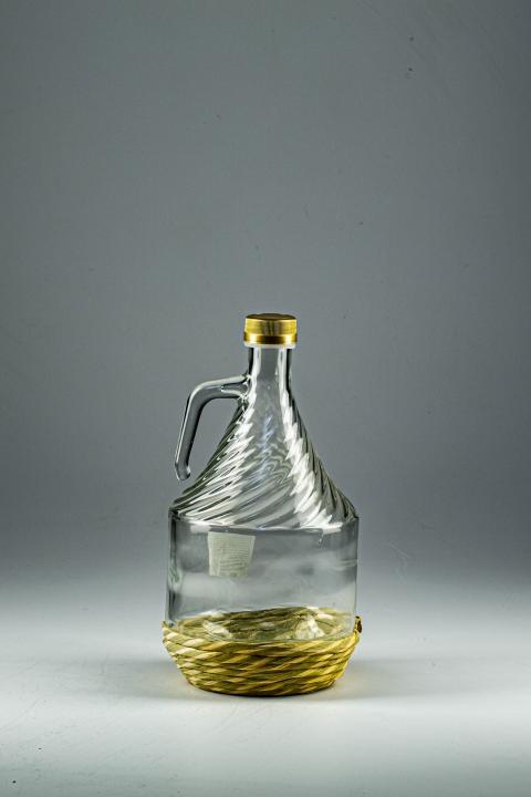 Бутыль Дама для вина 3 лит. в оплетке