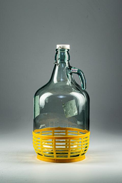Бутыль Dama 5 лит. Бугель В КОРЗИНЕ