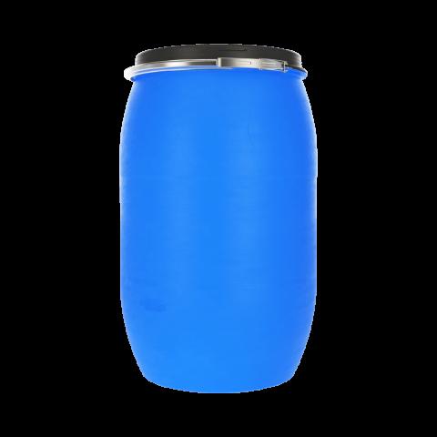 Бочка 127 л (Стандарт ЗТИ синий) ПВХ