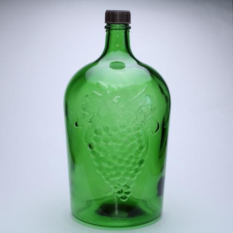 """Бутыль 5,0 л. """" Ровоам"""" Зеленый"""