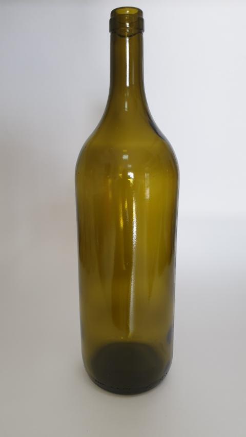 Бутылка винная оливка 1,5 л