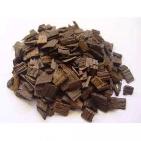 Дубовые чипсы (сильный обжиг) 0.5 кг