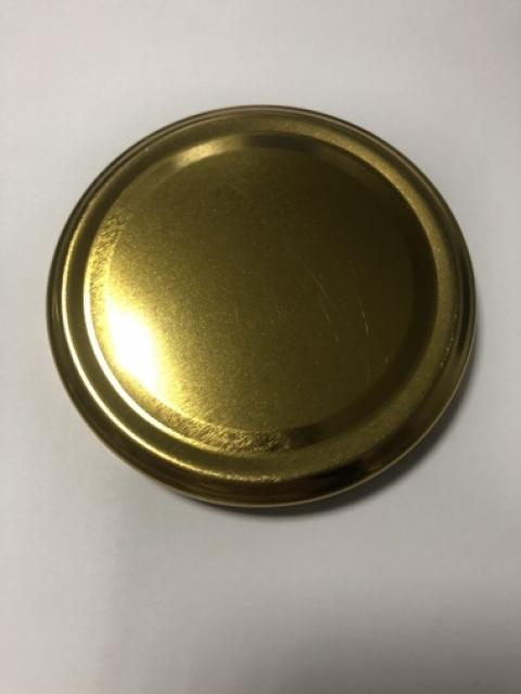 Крышка Твист-офф 58 (магол) золотая