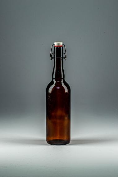 Бутылка пивная бугель 0,75 л