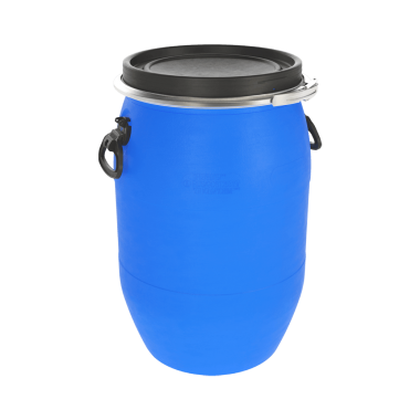 Бочка 65 л (Стандарт ЗТИ синий) ПВХ