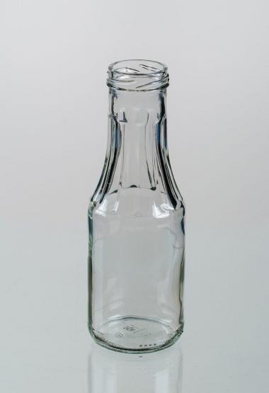"""Бутылка """"Кетчуп"""" ТО43 0.310 л"""