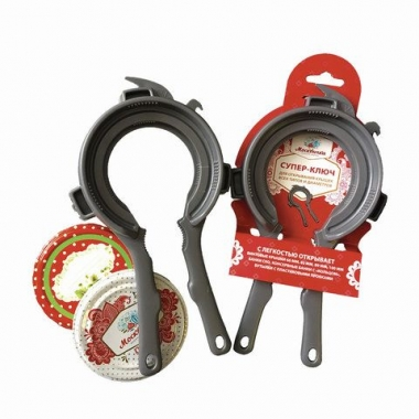 Ключ то-7 для крышек твист-офф 66, 82, 89, 100 мм и СКО